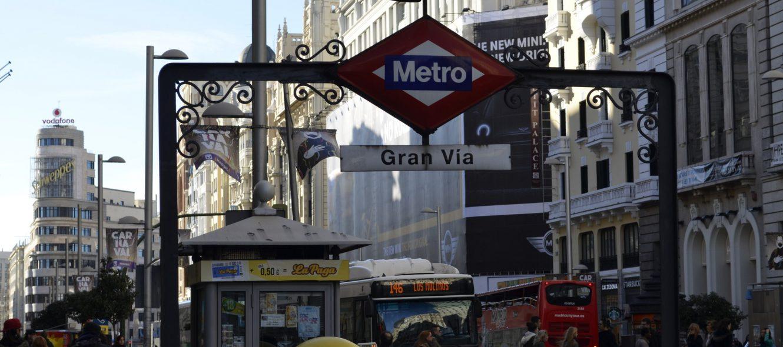 gran via metro madrid - diogo pereira