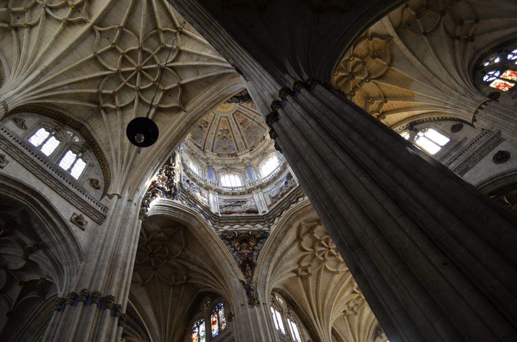 Interior da Catedral de Salamanca - diogo pereira