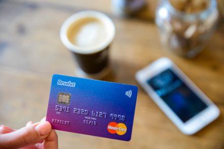 revolut cartão bancário