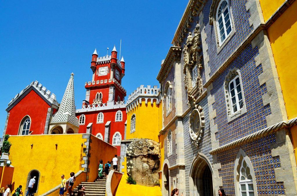 palácio da pena sintra lisboa portugal - diogo pereira