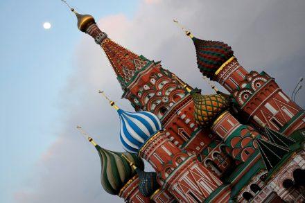 Catedral de São Basílio Moscovo Russia - Diogo Pereira