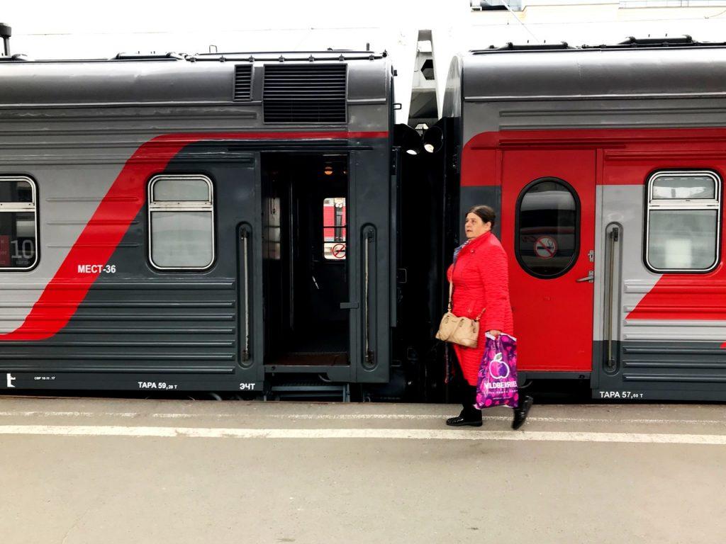 comboio noturno russia moscovo são petersburgo - Cláudia Paiva