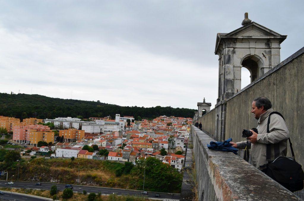 Aqueduto das Águas Livres Lisboa EPAL 6 - Diogo Pereira