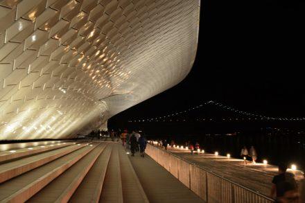 MAAT Museu Arte Arquitetura e Tecnologia Lisboa - Diogo Pereira