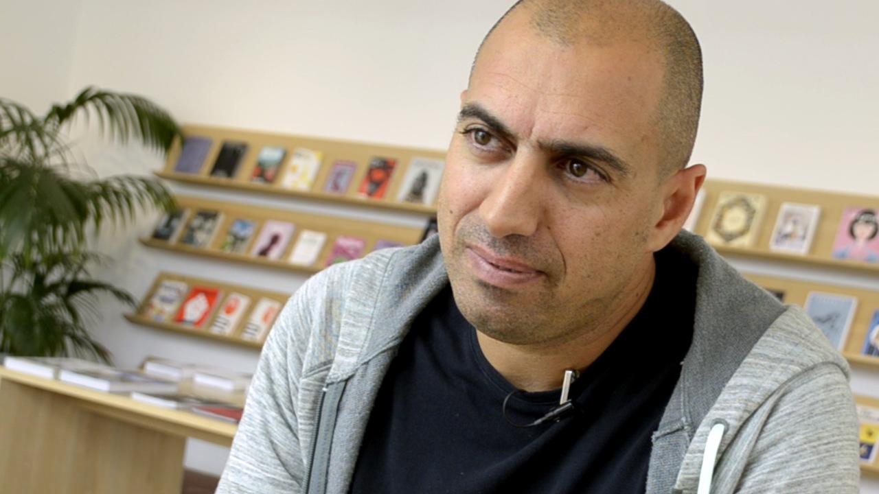 Filipe Morato Gomes, autor do blogue de viagens durante uma entrevista para o W360.PT