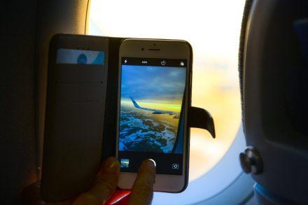 telemovel avião