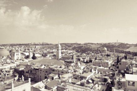 jerusalem israel quarto crescente