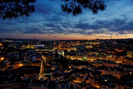 Lisboa noite