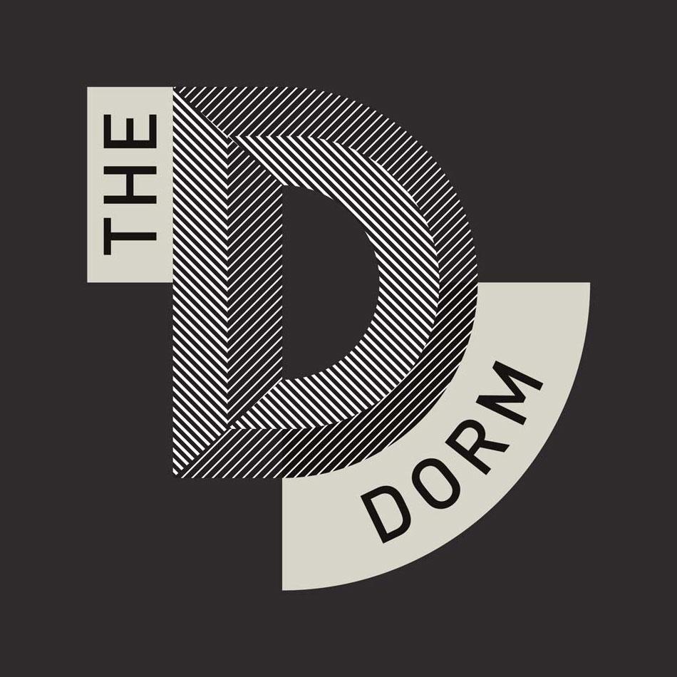 logo the dorm hostel lisboa