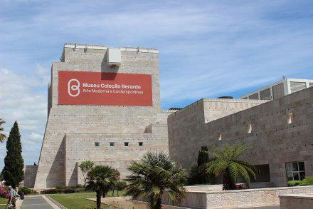 Fachada Museu Coleção Berardo no Centro Cultural de Belém, em Lisboa. Foto de Metro Centric