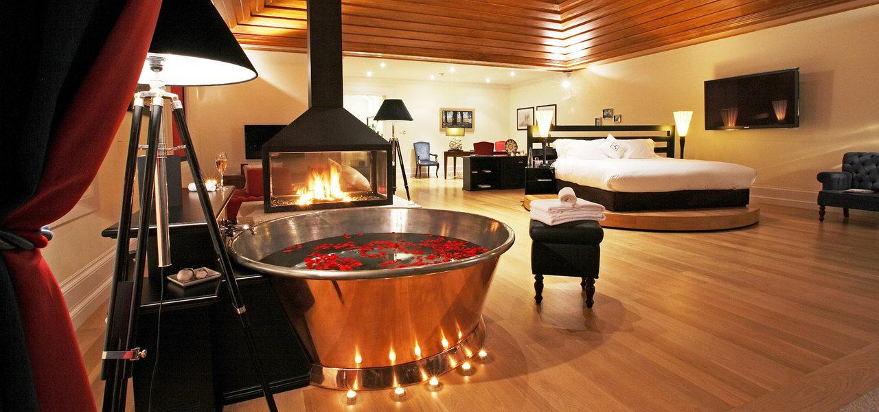 Quarto de hotel no the yeatman em Vila Nova de Gaia
