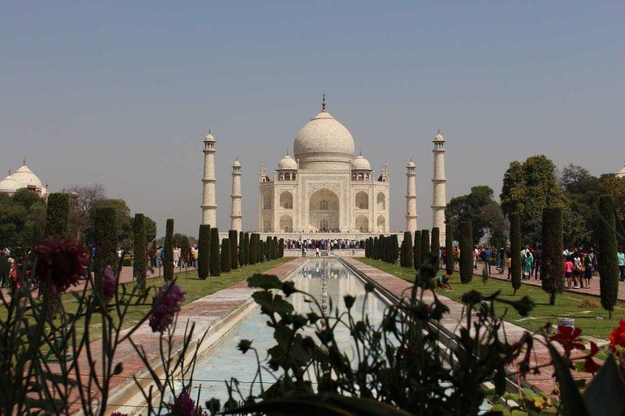 Índia Taj Mahal