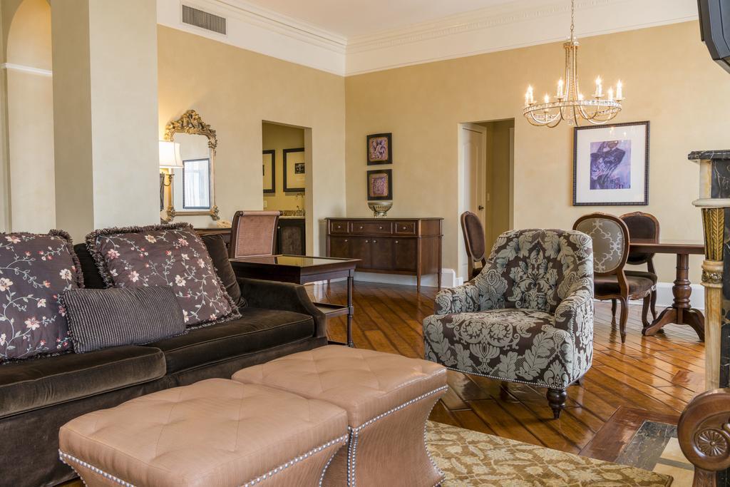 Suite presidencial do The Roosevelt Hotel New Orleans nos Estados Unidos da América. Foto de Booking.com