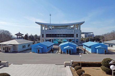 A zona desmilitarizada entre a fronteira da Coreia do Sul com a Coreia do Norte passa a ser visitável através de trilhos de caminhada.