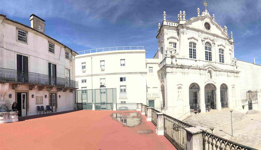 Palácio Mendina, em São bento, Lisboa. Foto de Divulgação