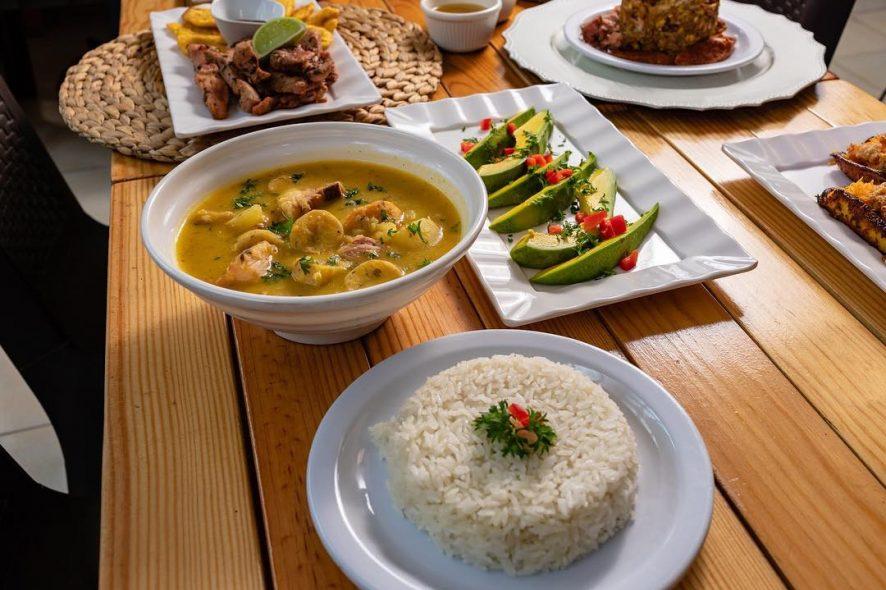 Gastronomia dominicana, Sancocho