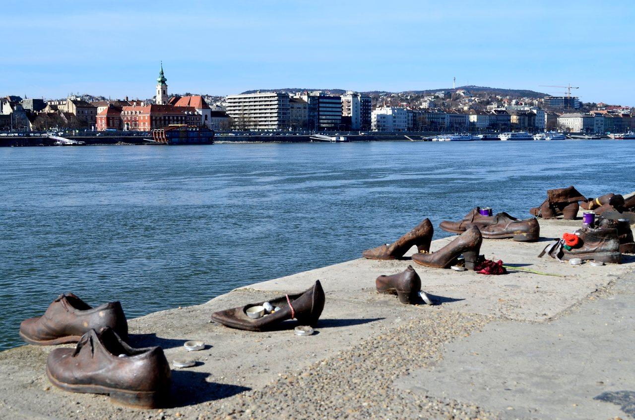 Memorial dos Sapatos de Budapeste