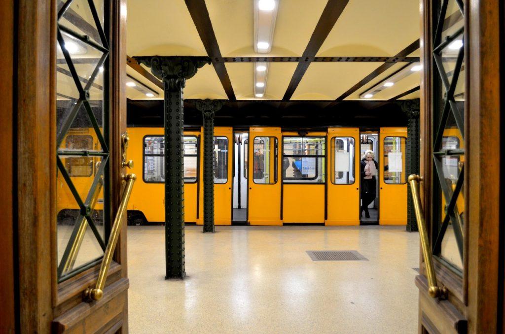 Metro de Budapeste