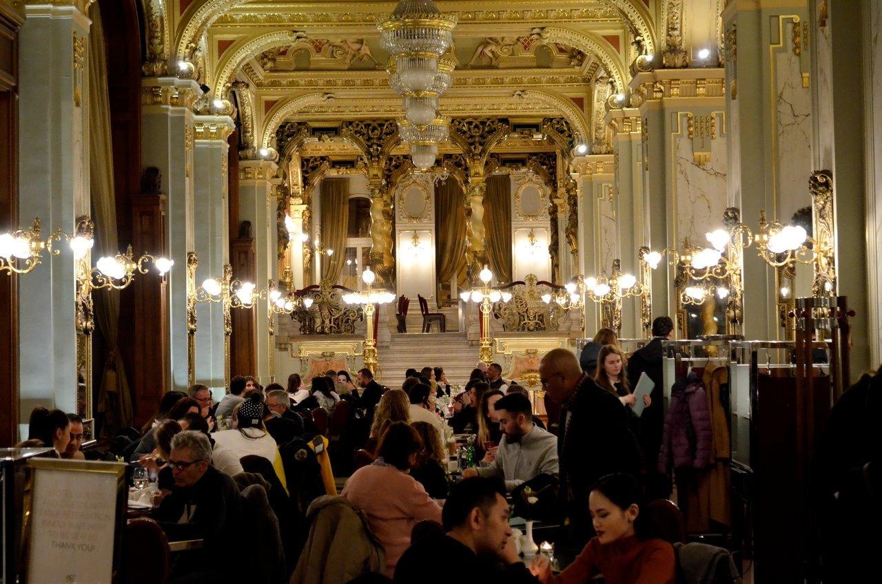 New York Café em Budapeste
