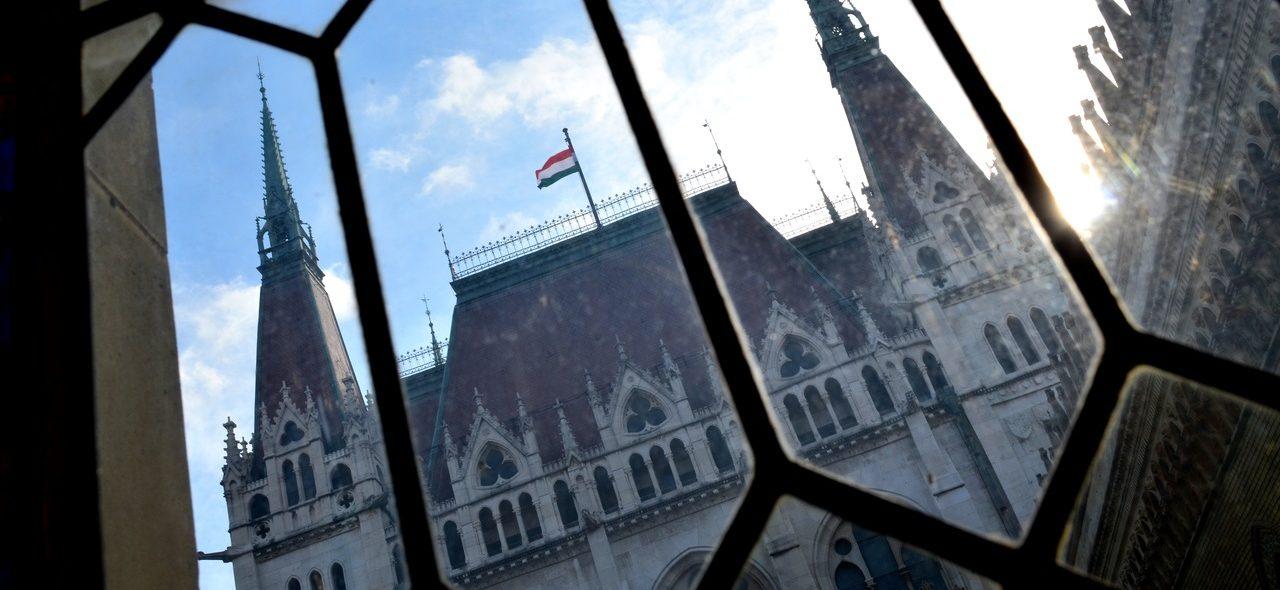 Parlamento-de-Budapeste-Hungria