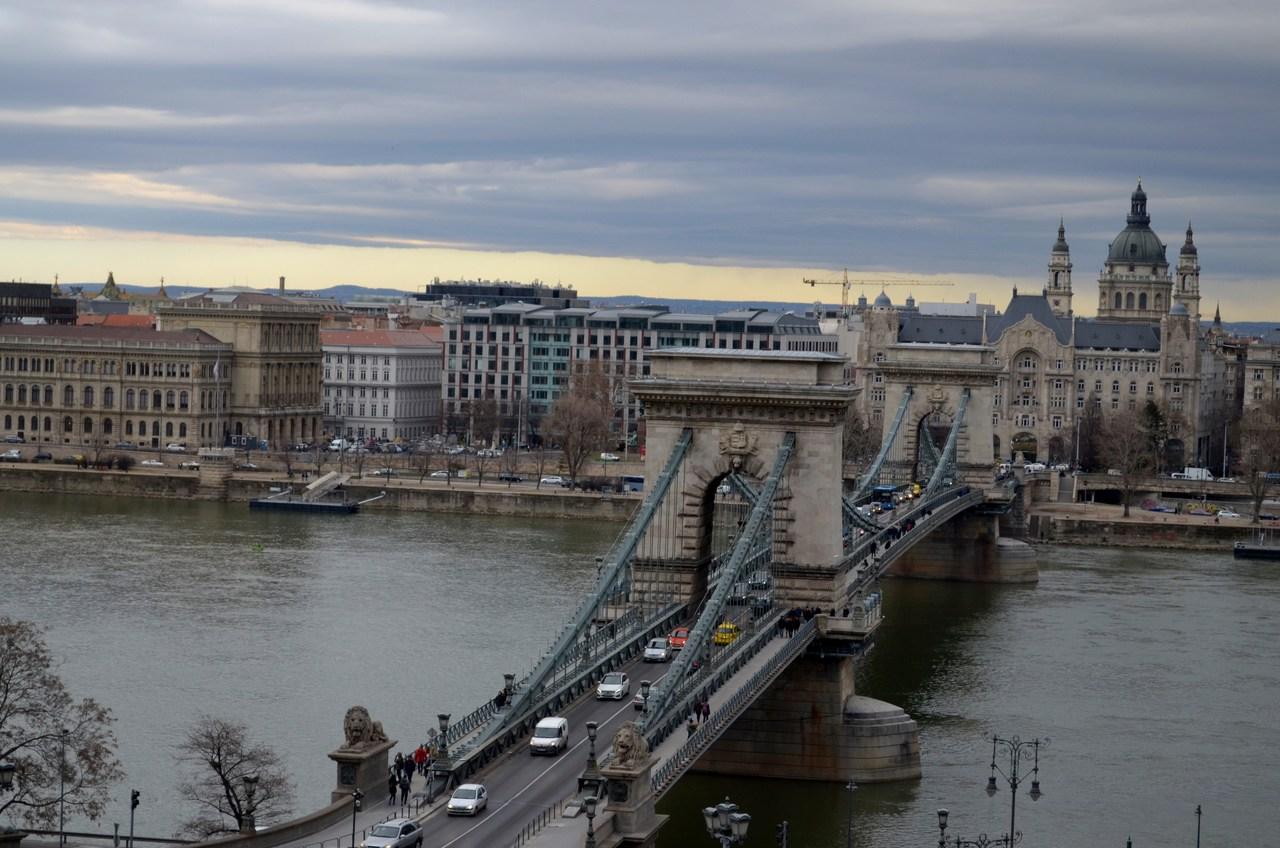 Ponte das Correntes de Budapeste 2