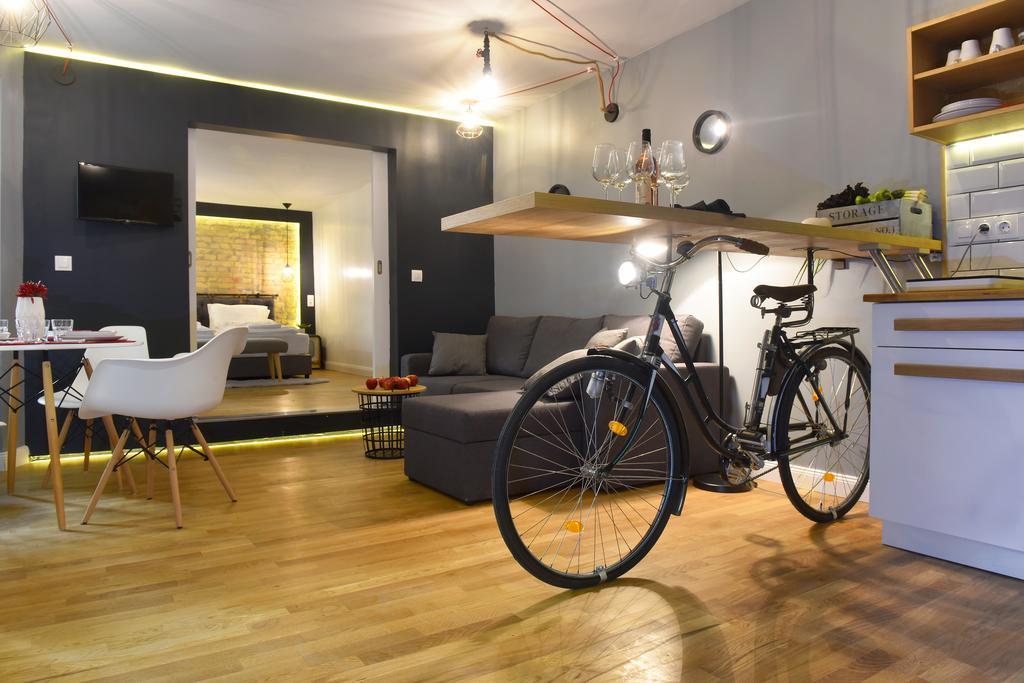 Quarto de Hotel Walk in vaci em Budapeste. Foto de Booking.com