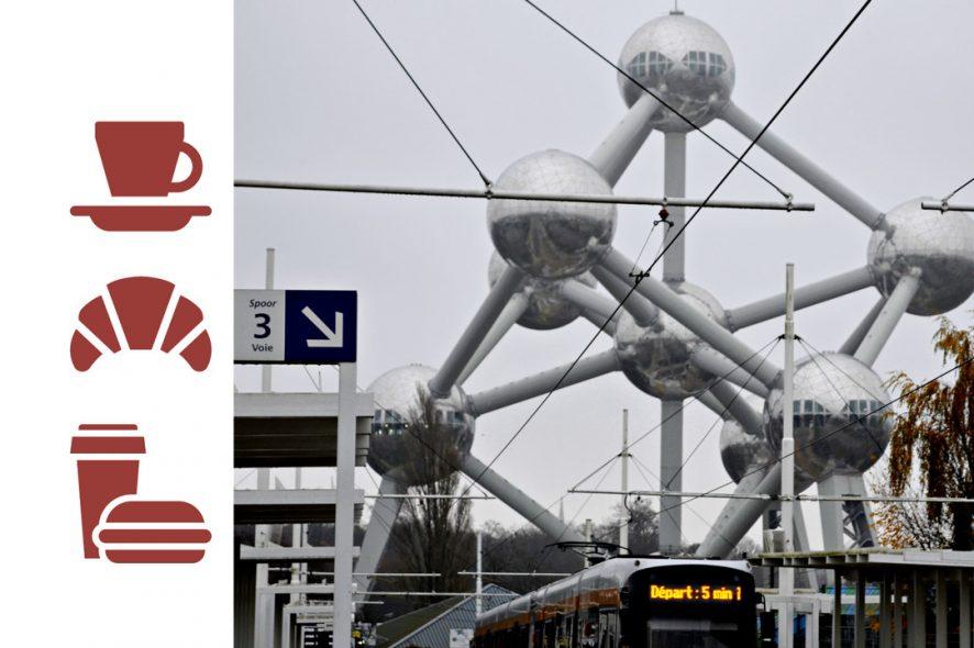 quanto custam as coisas em Bruxelas