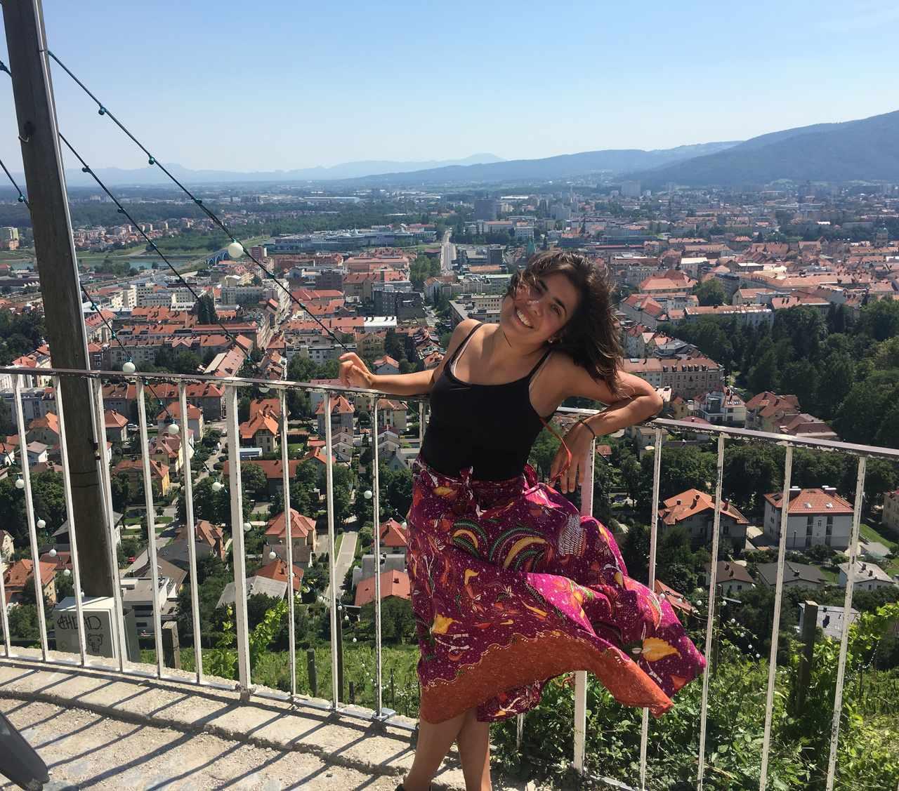 Sara Reis - Notas soltas sobre uma viagem de mochila às costas pela Europa