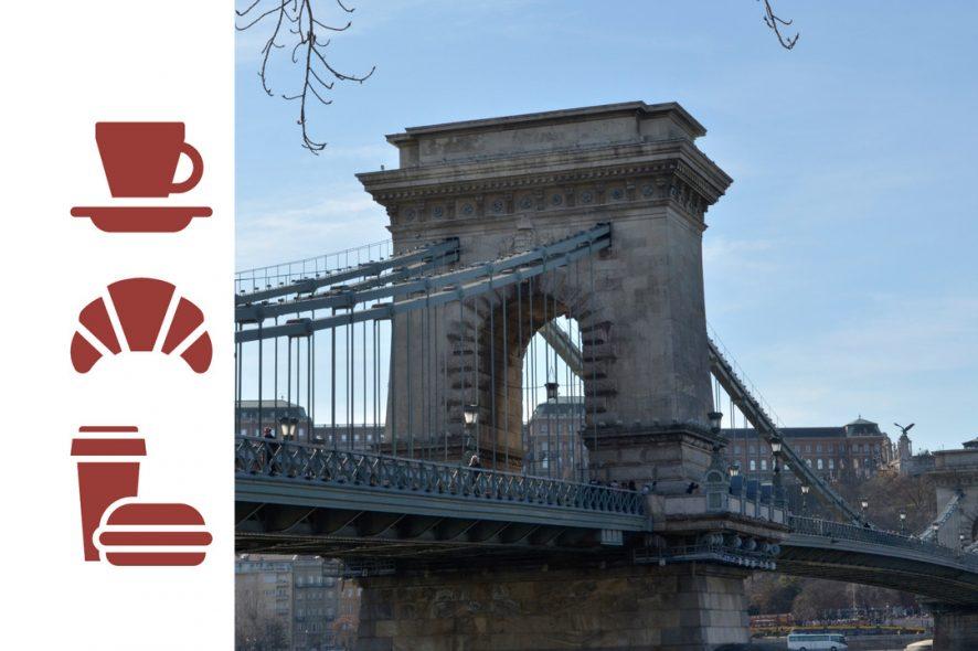 Ponte das Correntes em Budapeste still quanto custa