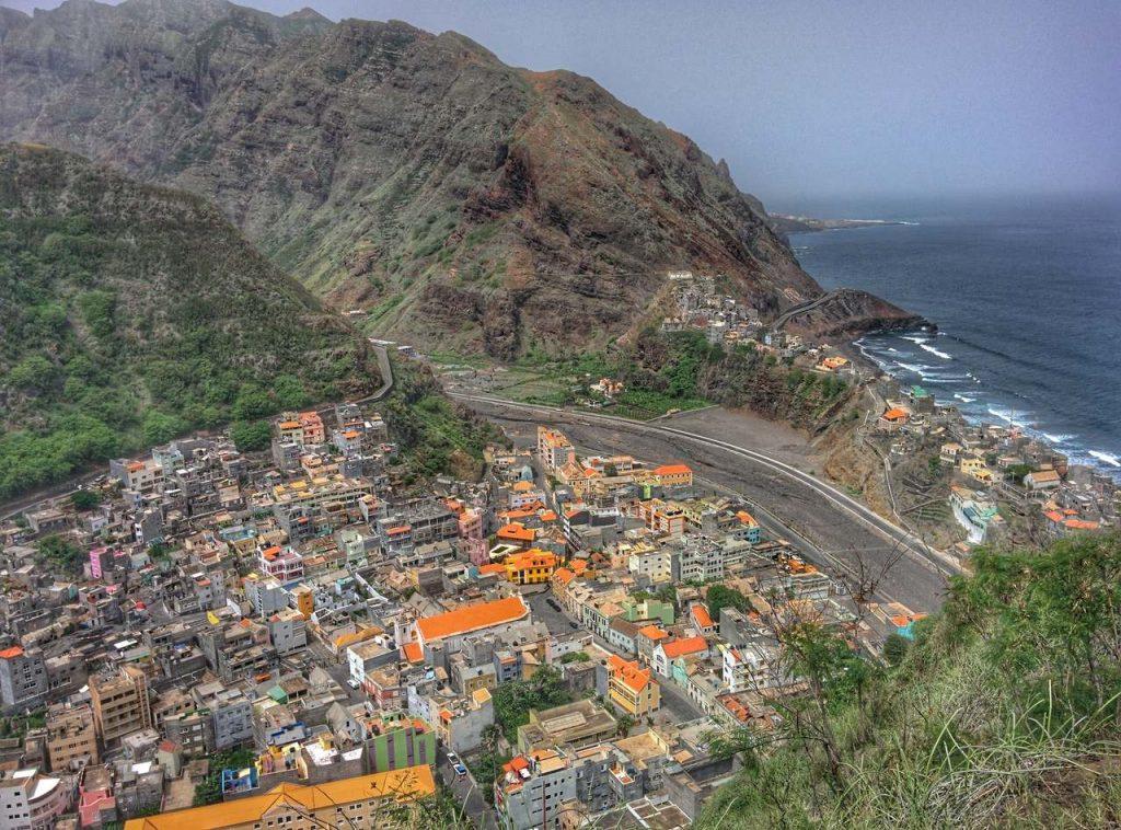 Ilha de Santo Antão, Cabo Verde. Foto de Patrick Savalle (Flickr)