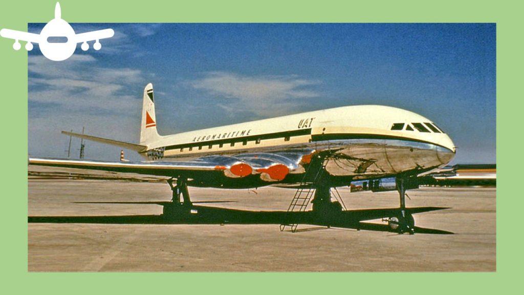Avião Havilland Comet