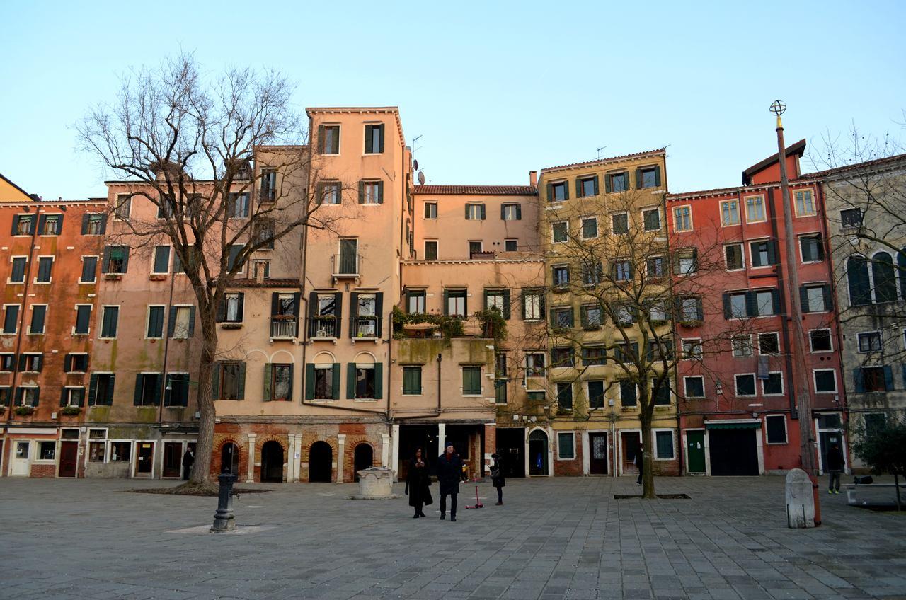 Bairro Cannaregio de Veneza