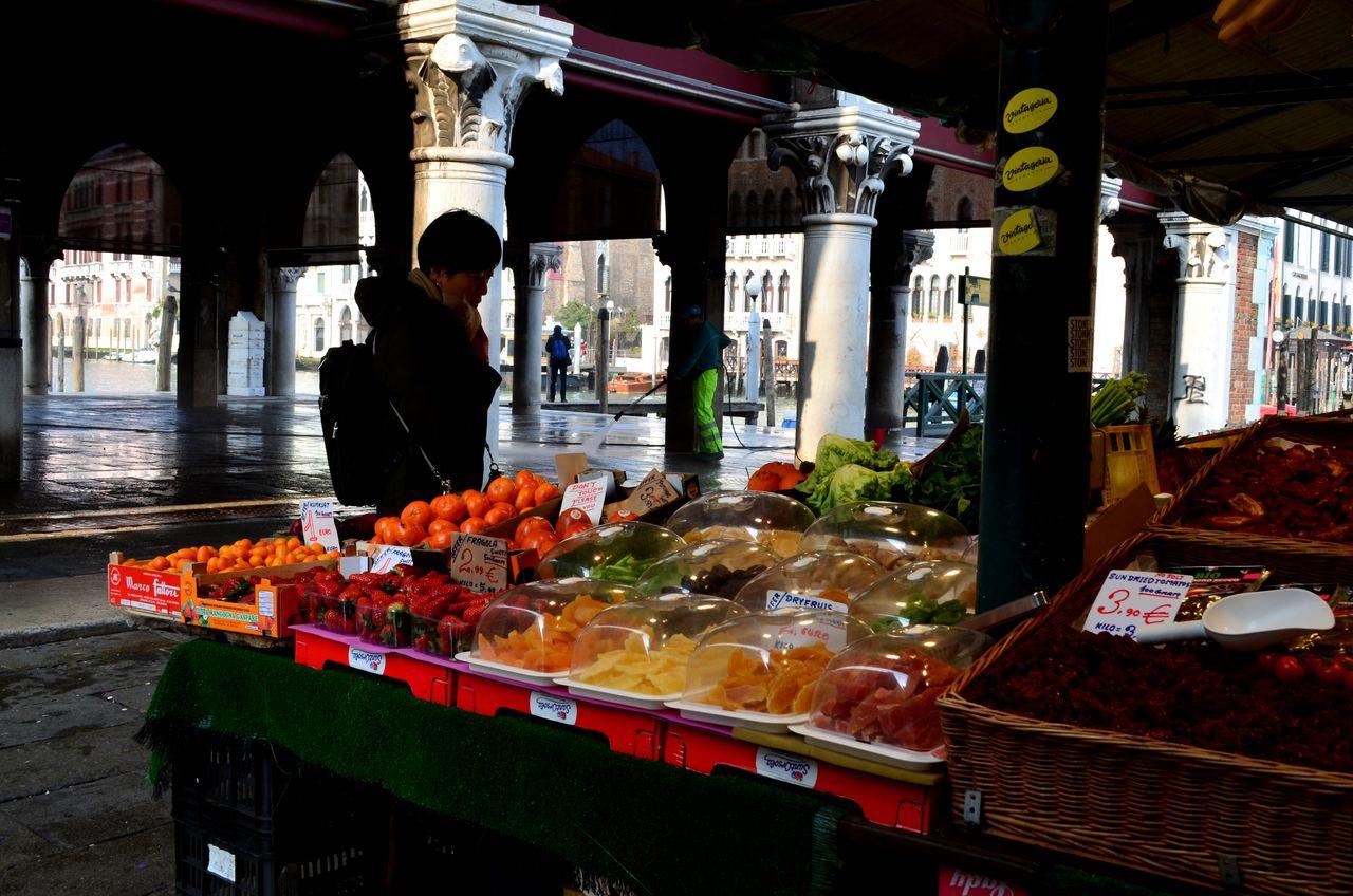 Mercato di Rialto de Veneza