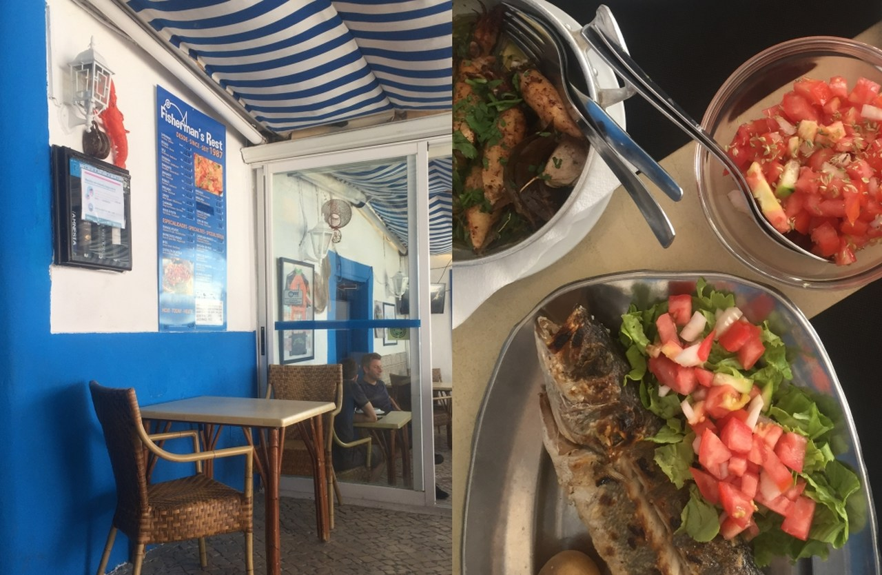Restaurante Fisherman Alvor