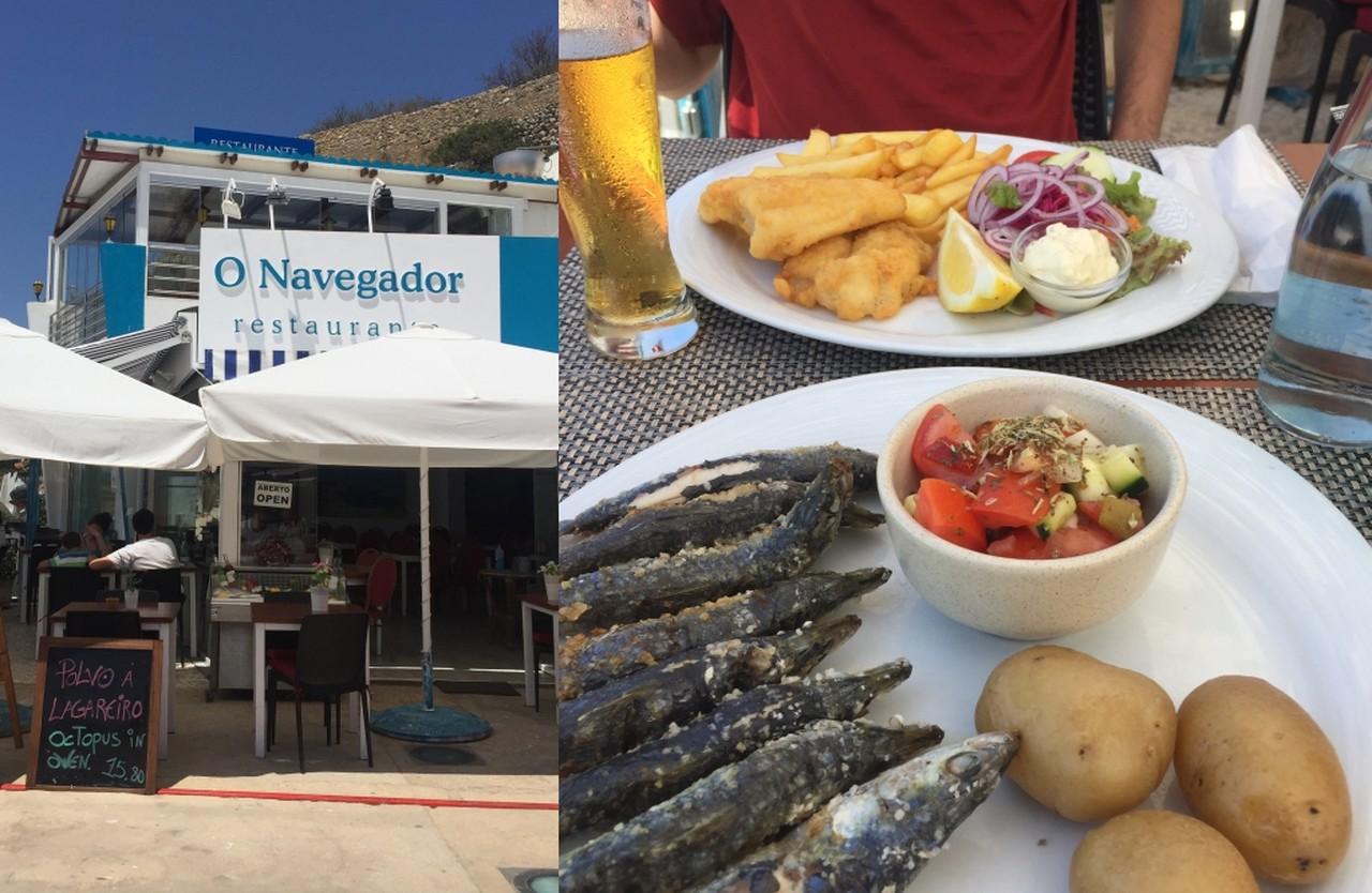 Restaurante O Navegador Alvor