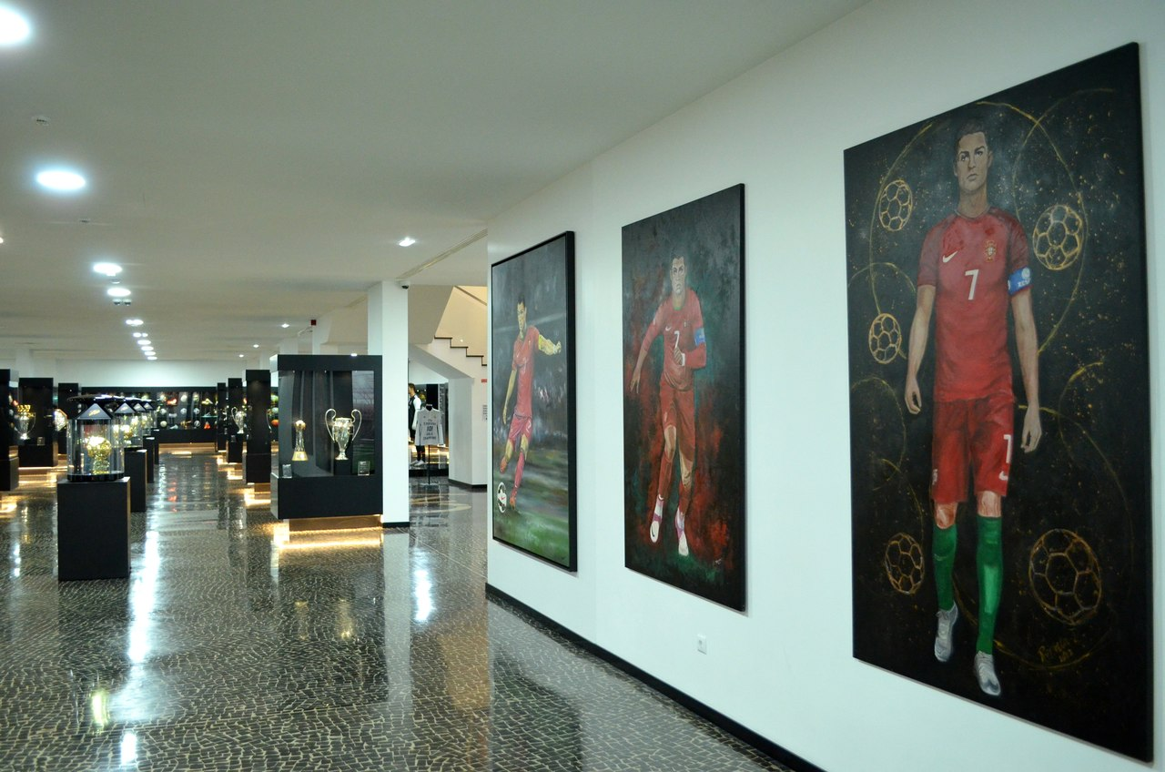 CR7 Museu na Madeira