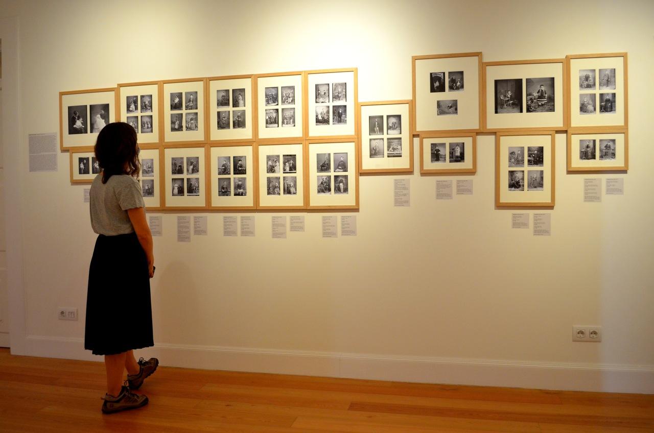 Exposição permanente do Museu de Fotografia da Madeira no Funchal