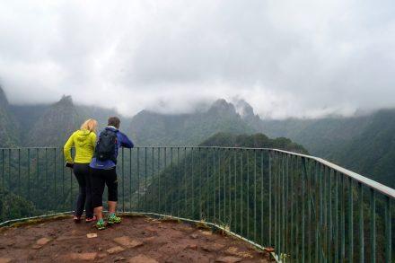 Miradouro dos Balcões na Madeira