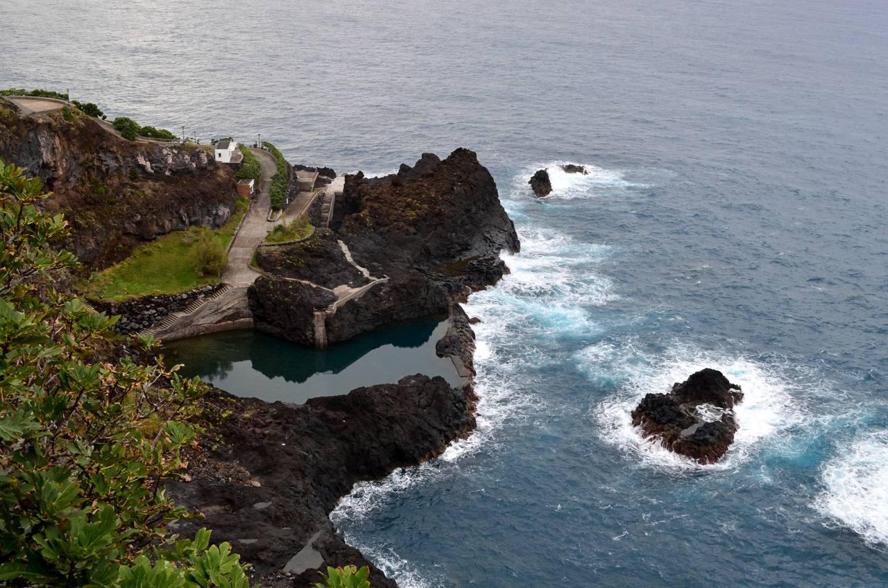 Piscinas Naturais do Seixal na Madeira