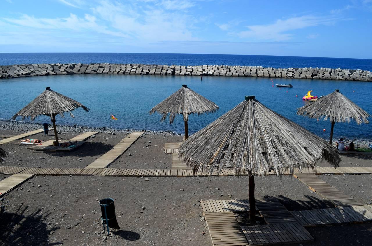 Praia da Ribeira Brava na Madeira