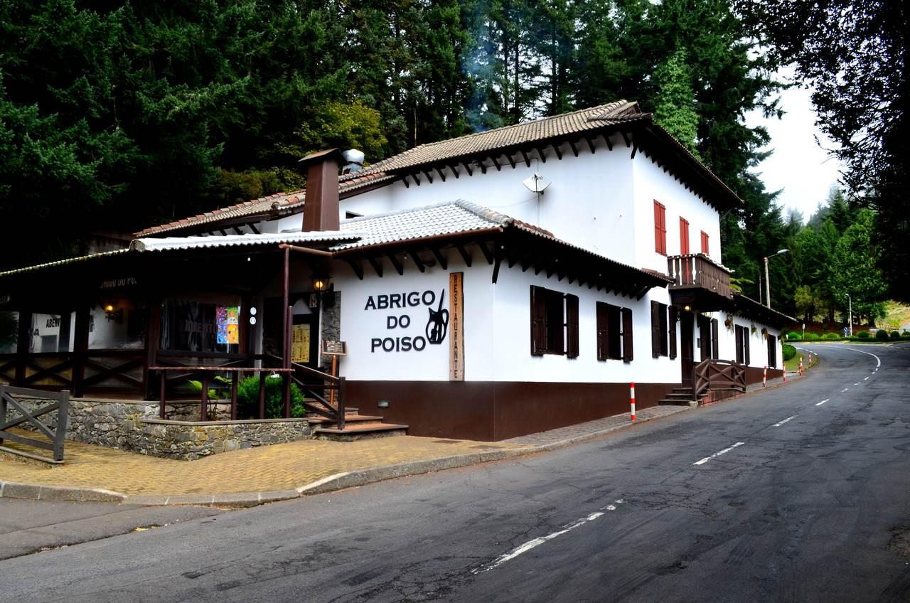 Restaurante Abrigo do Poiso na Madeira
