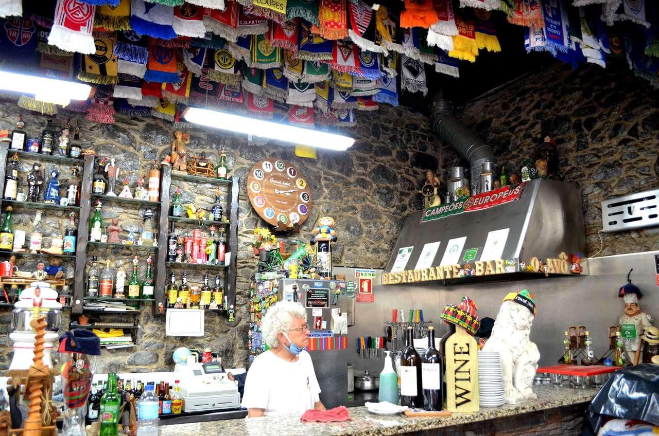 Restaurante Bar O Avô na Madeira