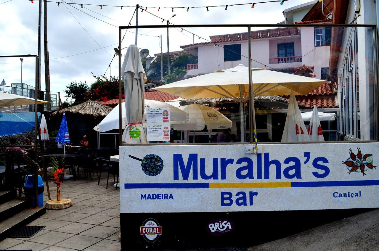 Restaurante Muralha's na Madeira