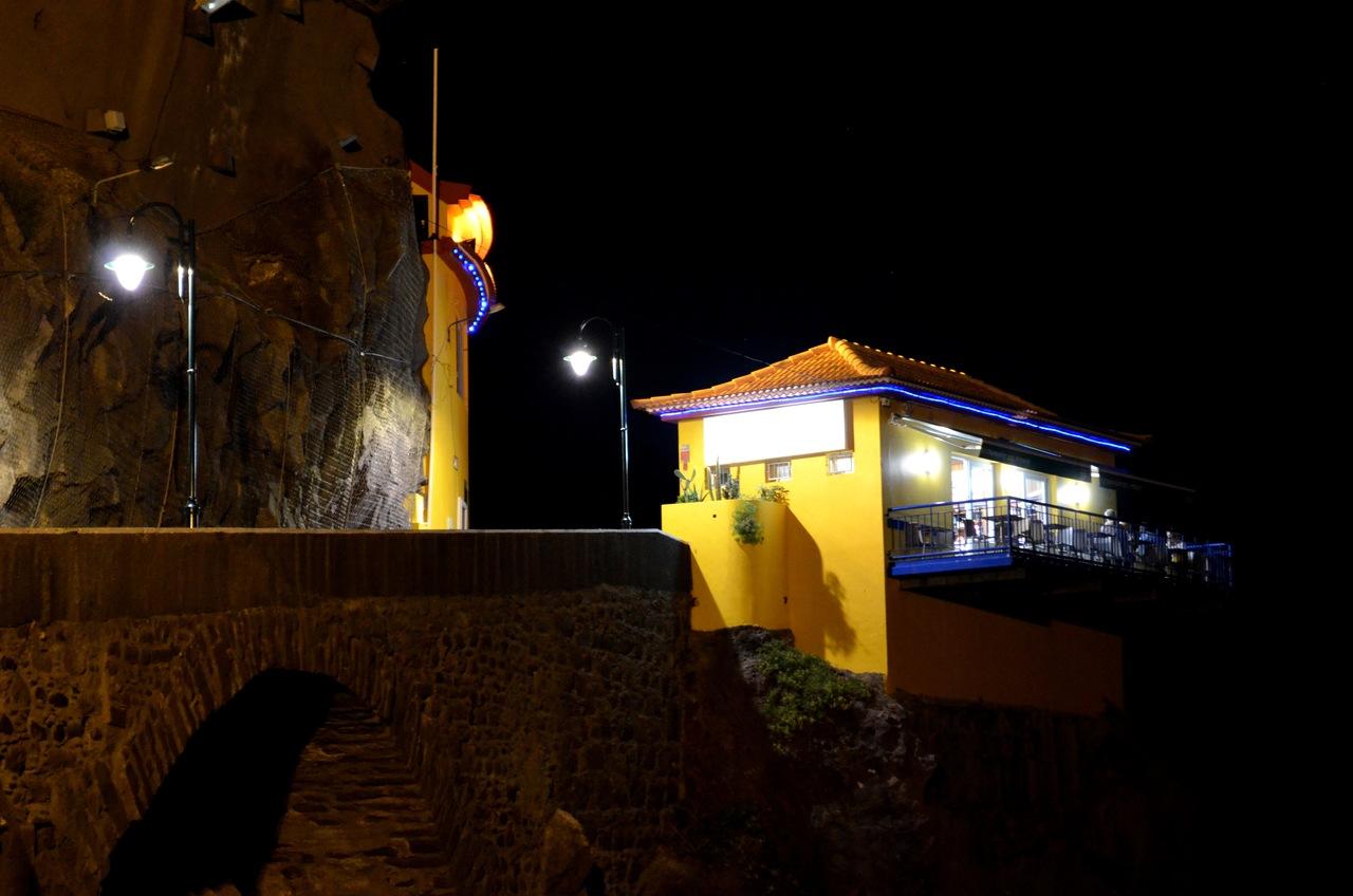 Restaurante Sol Poente na Madeira