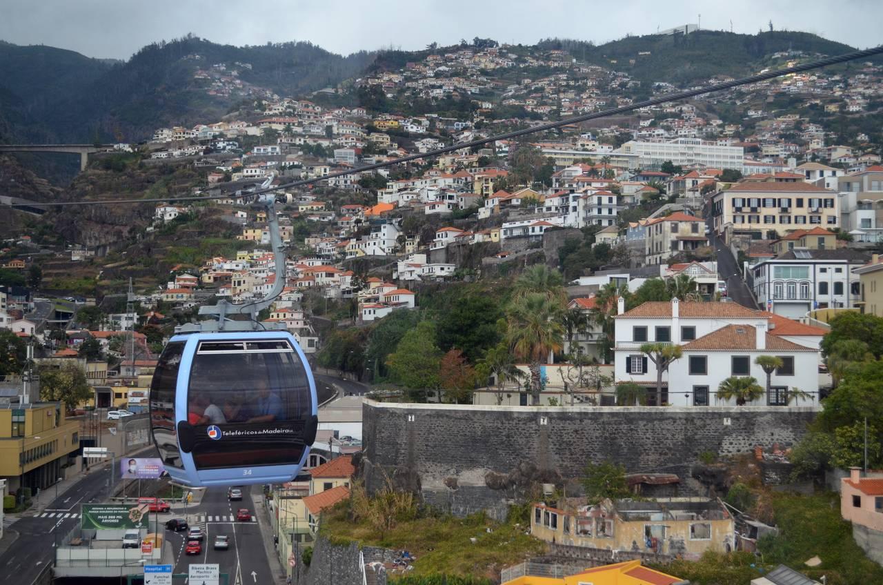 Teleférico do Funchal Madeira