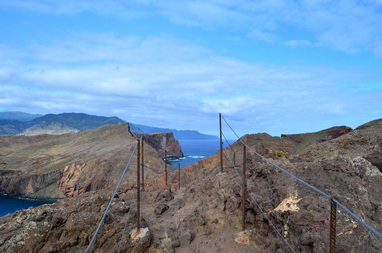 Vereda da Ponta de São Lourenço Madeira 1