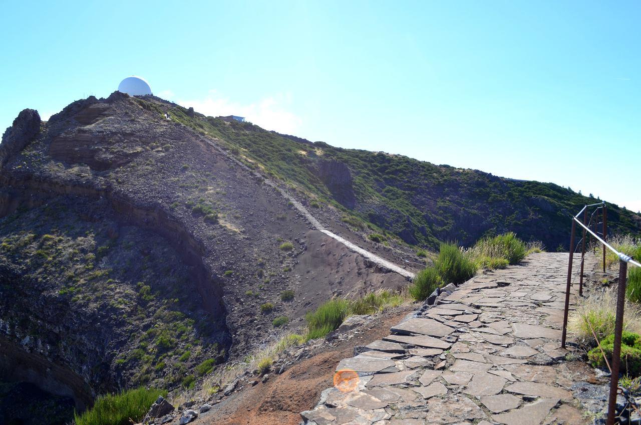 Vereda do Pico do Areeiro na Madeira 3