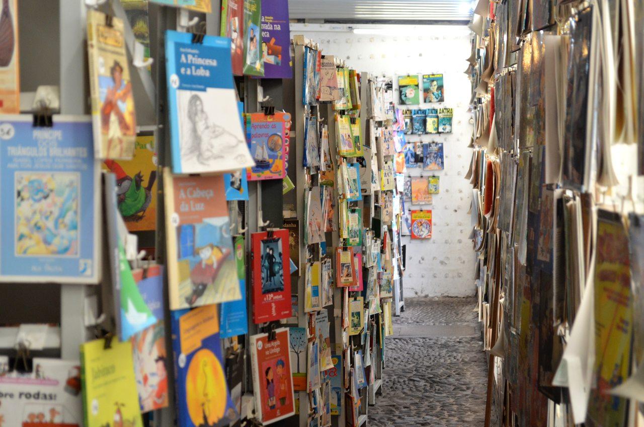 Livraria Esperança no Funchal Madeira