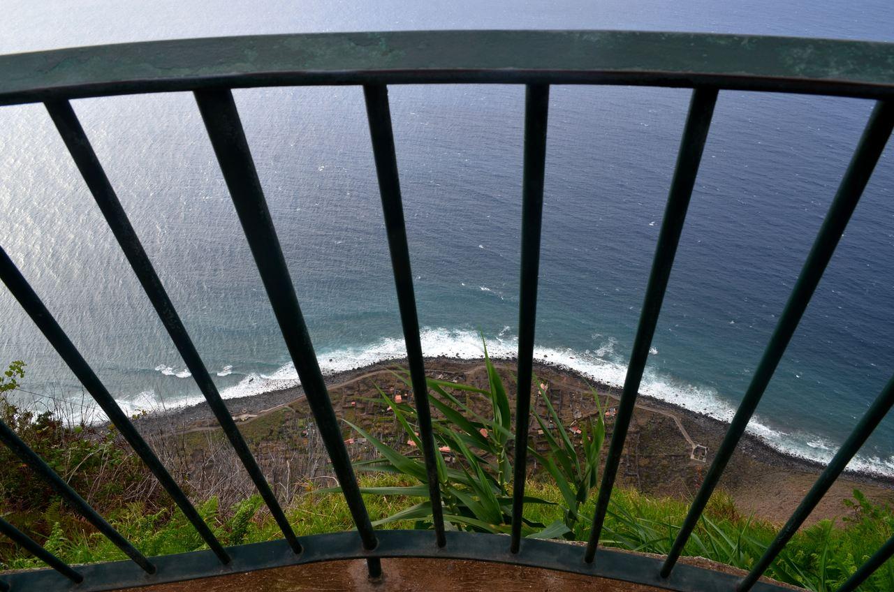 Miradouro das Achadas da Cruz na Madeira