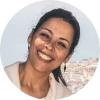 Ruthia Portelinha, autora do blogue de viagens O Berço do Mundo